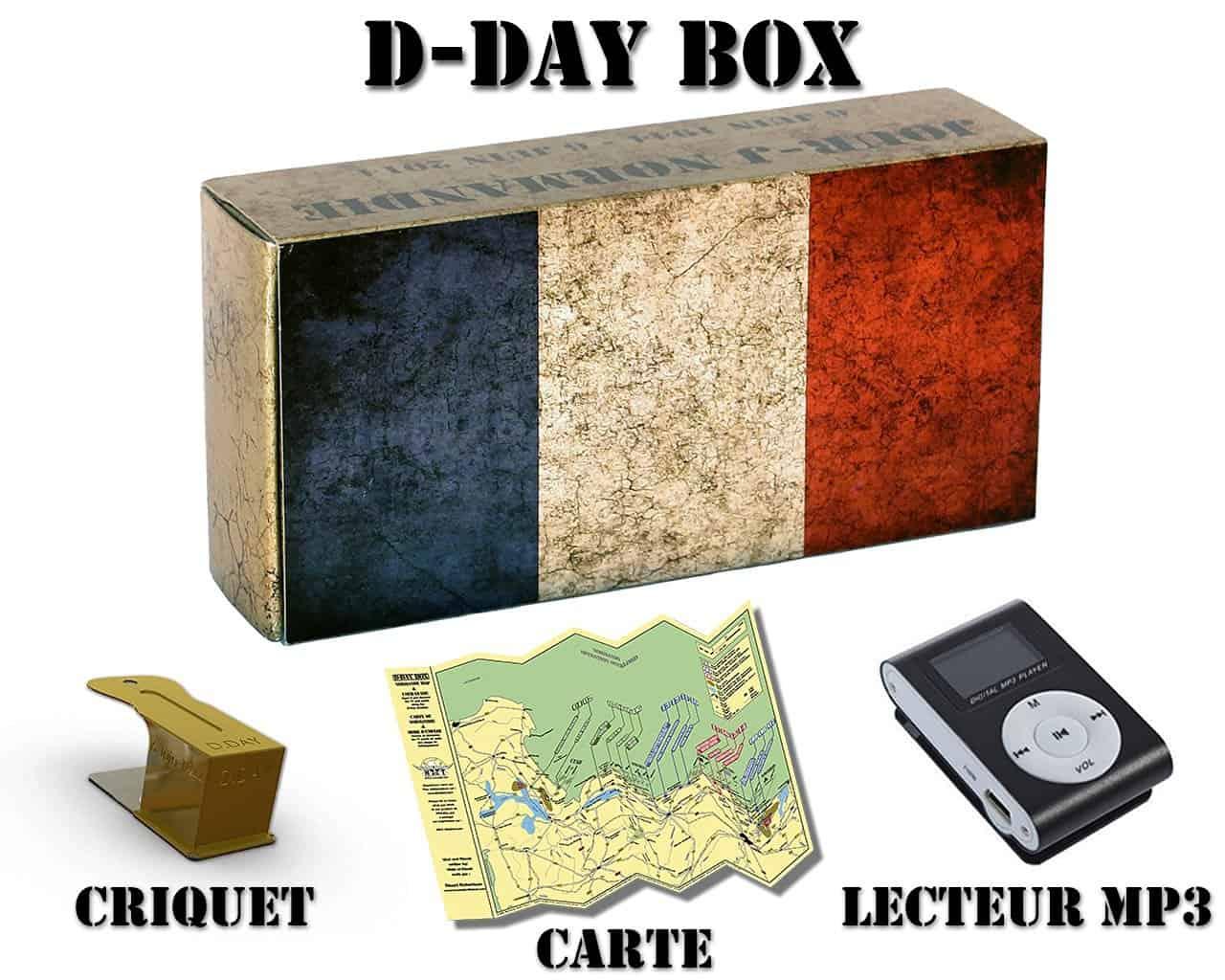 La D-Day box