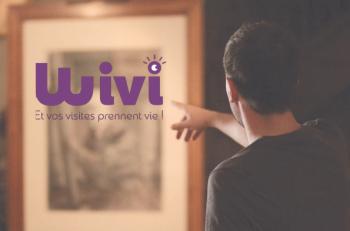 Le   du Wivi au musée Charles Léandre : audioguide