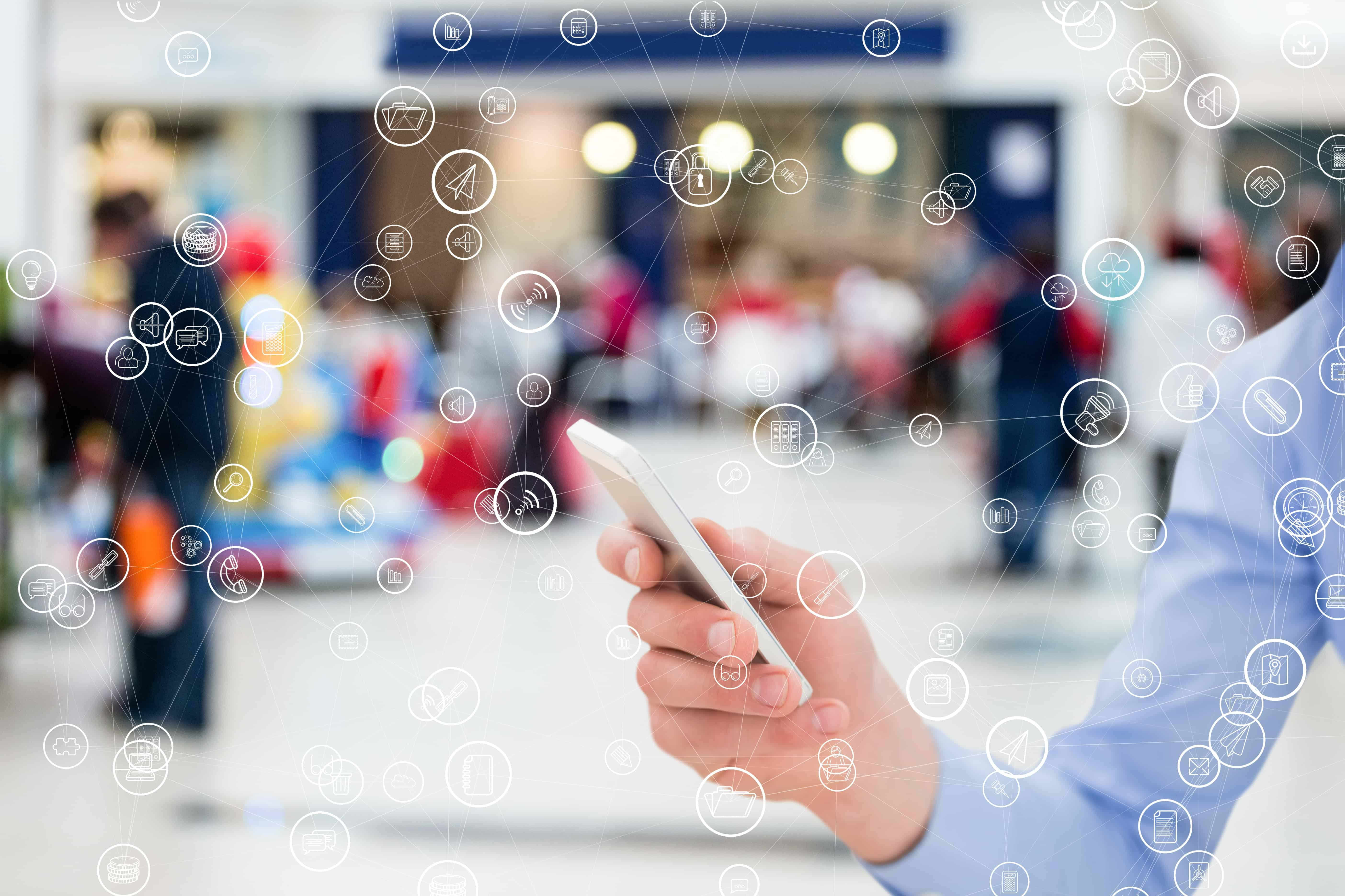 Incitez vos visiteurs à se connecter à votre réseau Wi-Fi