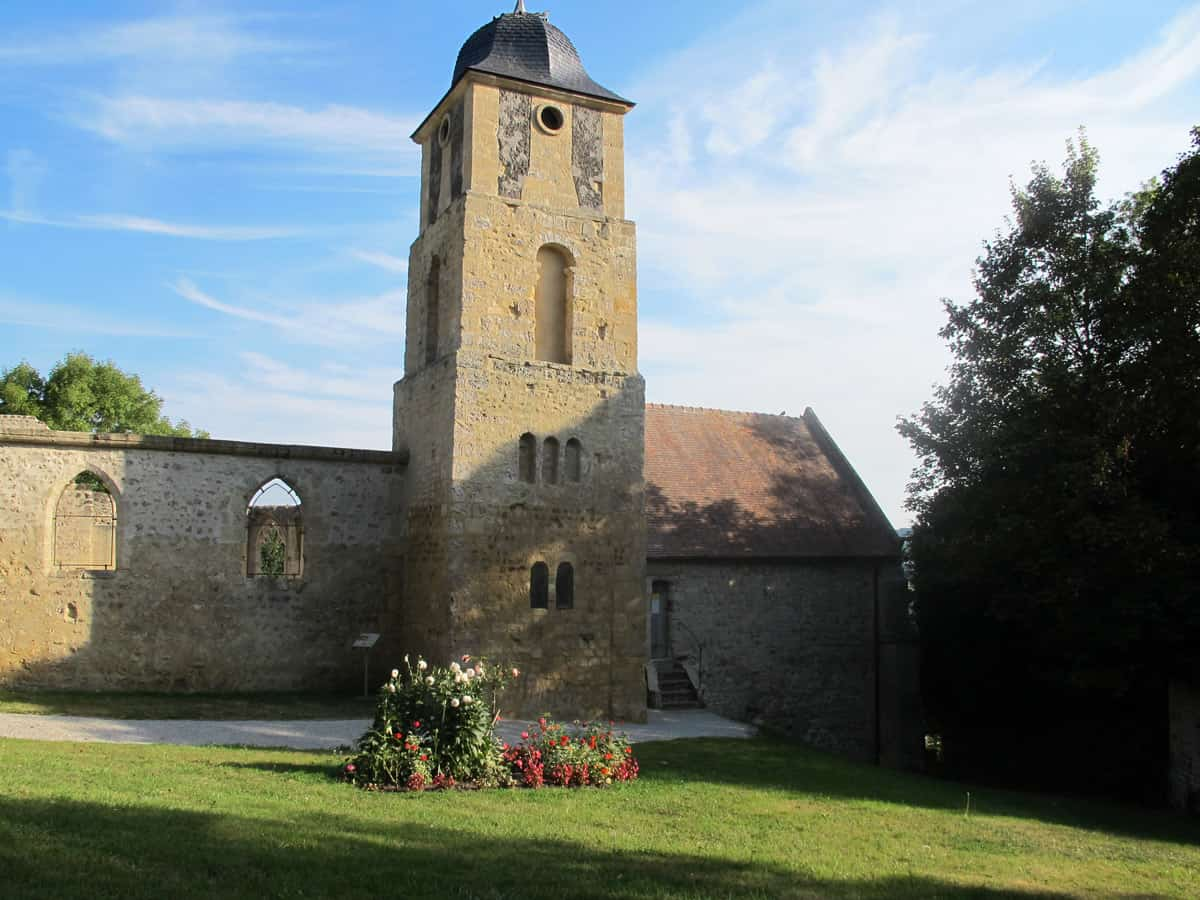 """Un Wivi """"Culture starter"""" pour le prieuré de Saint Arnoul"""